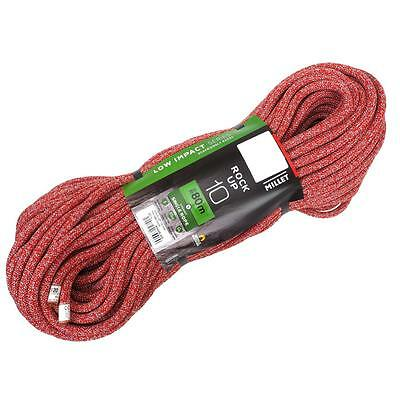 Corde escalade Millet Rock up 80 m 10 mm rouge Rouge 13476 - Neuf