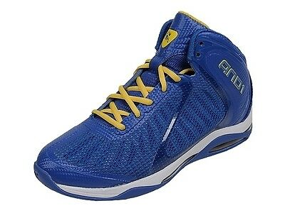 Chaussures  basket And 1 Empire mid air basket Bleu 35866 - Neuf