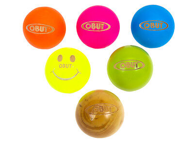 Accessoire pétanque Obut 6 buts buis fluo new Assorties 66600 - Neuf
