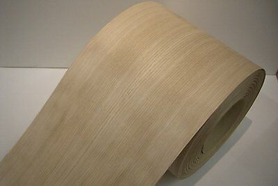 Real wood Veneer Chestnut with Hot melt adhesive iron-on 30 cm Wide