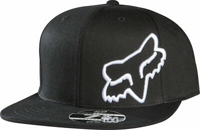 Fox Racing Mens Poundbank Cotton Motocross Fitted Hat