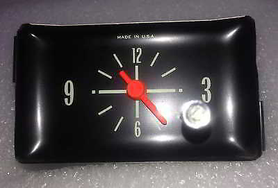 1963 Impala In-Dash Clock - NOS