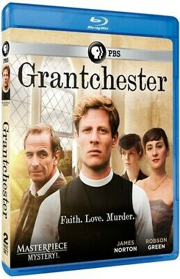 Grantchester: The Complete First Season (Masterpiece) [New Blu-ray]