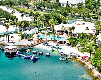 7 Day Disney / Orlando ~Luxury 2 Bedroom Condo ~ Resort Sleeps 8