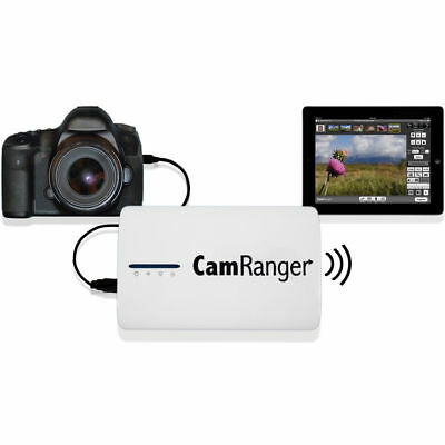 CamRanger Wireless Transmitter for Canon and Nikon DSLR Cameras