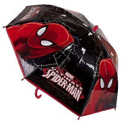 Children Kids Featurering Marvel Ultimate Spiderman Umbrella