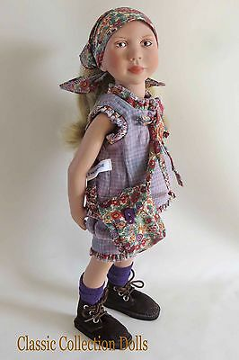 """""""sussy"""" Junior Doll By Zwergnase- 2010 Collection - 20""""- Brand New- In Stock"""