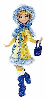 Ever After High Doll Epic Winter Blondie Lockes - DKR66 - NEW