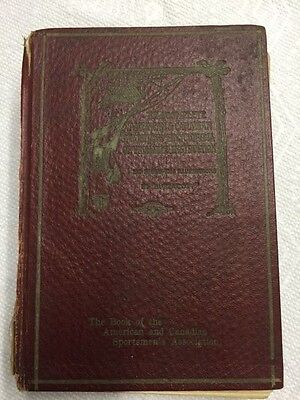 The Complete American and Canadian Sportsman's Encyclopedia  by Buzzacott 1905