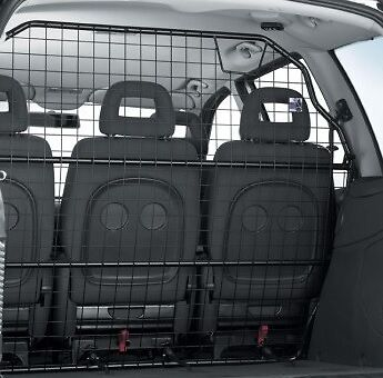 Genuine Vw Sharan Seat Alhambra 7M Accessory Dog Guard Partition Grille