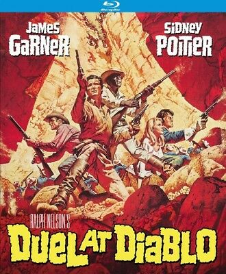 Duel at Diablo [New Blu-ray] Widescreen
