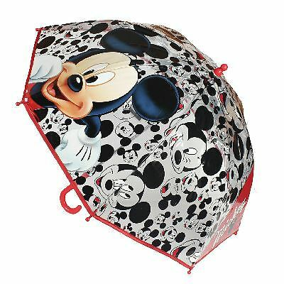 Children Kids Official Disney Characters Mickey Mouse Umbrella