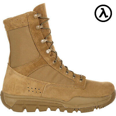 Rocky Lightweight Commercial Military Boots Rkc042 * All Sizes - M/W 3-15