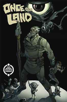 Once Our Land 1 Cbfs Limited Edition Variant Scout 250 Print Run