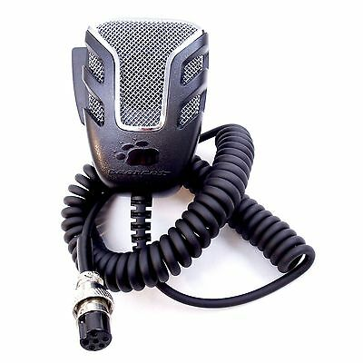 6-Pin Uniden Bmkg0689001 Cb Radio Noise Canceling Microphone For Bearcat 880 980