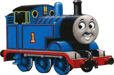 THOMAS The TANK ENGINE TRAIN (Kids TV Show) Window Cling Decal Sticker - NEW