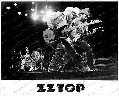 16x20 Poster ZZ Top Performing on Stage #2016706