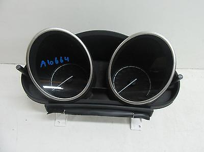 Mazda 3 Instrument Cluster, Petrol,auto,bl Sp25,62335 Kms  04/09-10/13