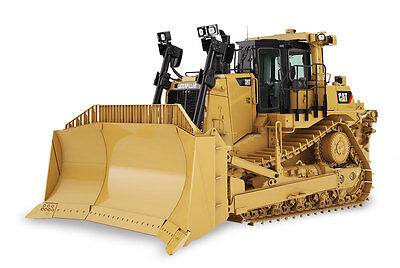 Caterpillar 1:50 Scale Diecast Model D9T Track-Type Tractor 85944 CAT