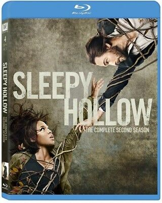 Sleepy Hollow: The Complete Second Season [New Blu-ray] Boxed Set, Digitally M