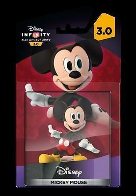 Disney Infinity 3.0 MICKEY MOUSE Character - PS3 PS4 XBOX ONE 360 WII U - NEW