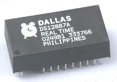 Ds12887 Timekeeper Integrated Circuit   Ds12887