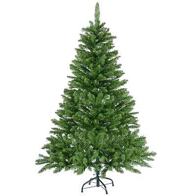 Standard Pine Christmas Tree Artificial Indoor Xmas Decoration 4ft 5ft 6ft 7ft