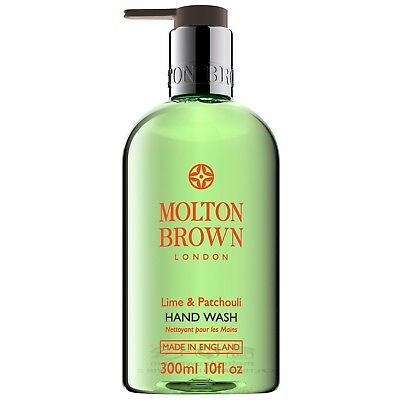 NEW Molton Brown Lime & Patchouli Hand Wash 300ml FREE P&P
