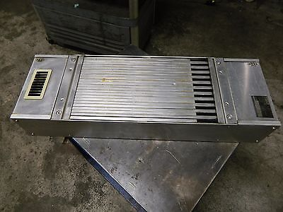 Rittal Thermex Techline Heat Exchanger # SK 3231, 30523, 220 V, Used,  WARRANTY