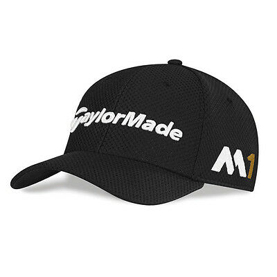 NEW TaylorMade M1/Psi Tour Cage Black Fitted L/XL Hat/Cap