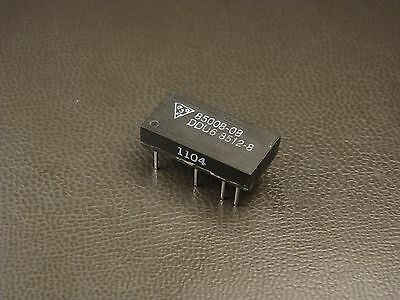 85008-08 Data Delay Devices Tap Delay Line 5 Tap 20ns/Tap 8 Pin NOS