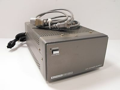 Kenwood PS-430 13.8 VDC @ 20 Amps Power Supply Good Condition (Tested)