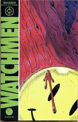 (1986) WATCHMEN #1! Alan Moore! Dave Gibbons! DC REBIRTH tie-in!