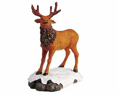 New Lemax Figurines Stag 52019 Polyresin 2016
