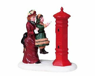 New Lemax Figurines Letter To Santa 82506 Polyresin New 2015