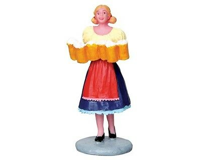 New Lemax Figurines Polyresin 42244 Brew Maid New 2014