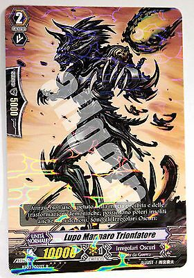 BT03/022IT-R 1x LUPO MANNARO TRIONFATORE Rara Cardfight Vanguard CFV