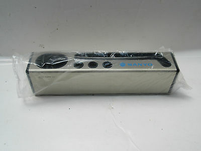 Sanyo Collectors! Memo Rack 85 Deluxe made in Japan Vintage Stereo Audio