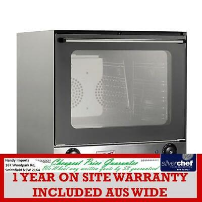 FED COMMERCIAL CONVECTMAX OVEN BAKERY BAKE PIZZA / 50 to 300°C YXD-1AE