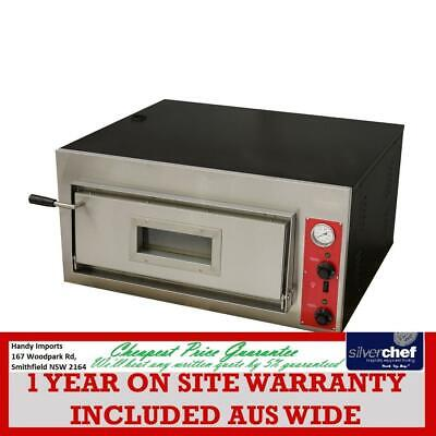 Fed Commercial Germany's Black Panther Pizza Deck Oven Bakery Bread Ep-1-1-Sd