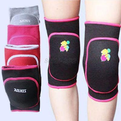 Chic Children Knee Pad Compression Support Dance Training Games Sports Knee Pad
