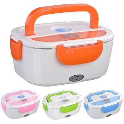 1.5 L Portable Car Electric Lunch Box Food Storage Container Heater 40W 110V