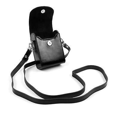 Faux Leather Protective Case / Bag in Vintage Black for Canon EOS M5