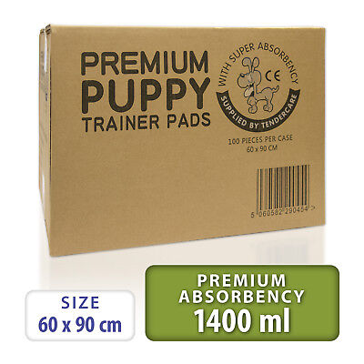 50 Puppy Trainer Training Pads (60 x 90cm) Extra Large Size