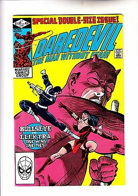 Daredevil 181 Frank Miller double size issue