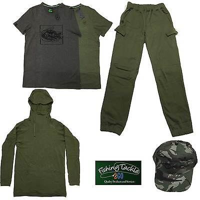 Team Korda Clothing Set (5 Pieces) *Brand New* FREE Next Day Delivery