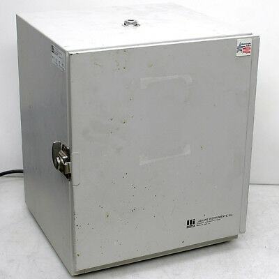 "Lab-Line 120 Benchtop Incubator 11"" Cube Inside Space 22 Liters 120V 100 Watts"