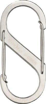 NEW Nite Ize S-Biner #3 Stainless Steel Carabiner Each Stainless