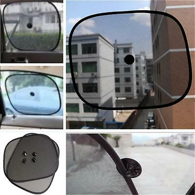 2pcs Car Auto Window Sun Shade Blind Screen Protector Protection Children Y