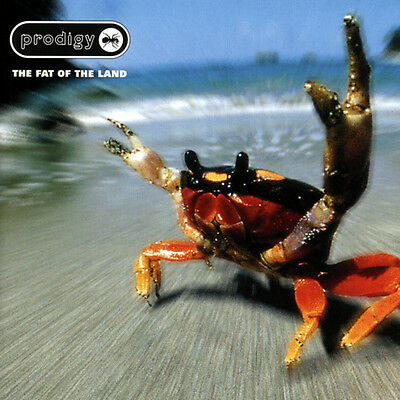 The Prodigy - Fat Of The Land - 2 x Vinyl LP *NEW & SEALED*